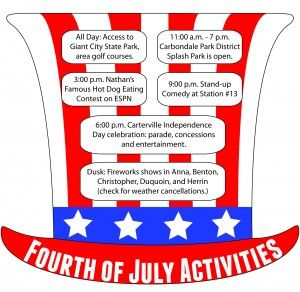 How to enjoy the outdoors on the Fourth of July