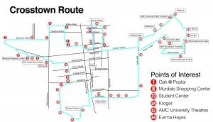 Carterville route cancelled; new bus stops created