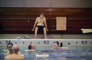 Pulliam swimmers reminisce while staff awaits space
