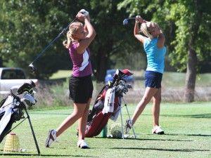 Women's golf focuses on mental game