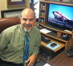 Aviation professor chosen as head of national association