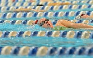 Swim team reunites after summer training