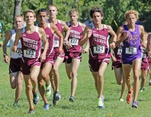 Cross-country continues win streak at home