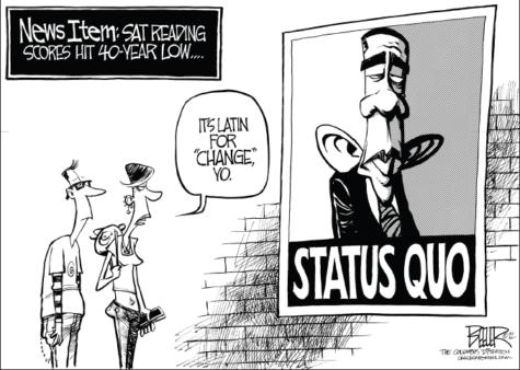 Editorial Cartoon: September 26, 2012