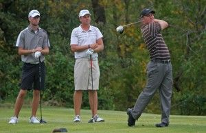 Men's golf rounds out fall season, prepares for spring
