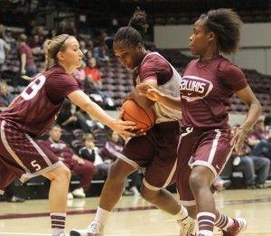 Women's basketball team young, hopeful