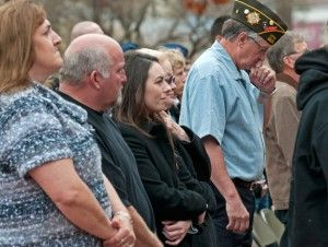 Veterans honored in Carbondale