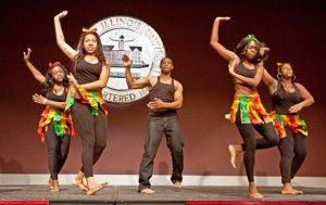 African students celebrate unity at conference