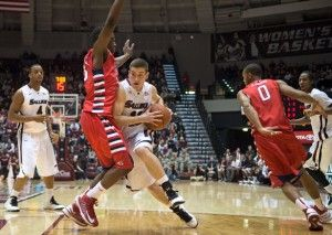 Short-handed Salukis call for Long players