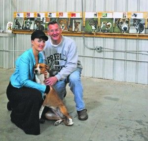 Alumnus paints to save animals