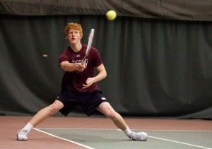 Salukis take two weekend matches