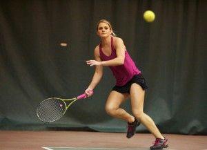 Tennis sweeps at Sports Blast