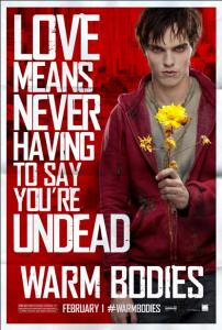 'Warm Bodies' heats up zombie genre