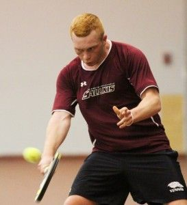 SIU downed in dogfight against Huskies