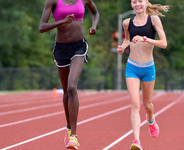No place like home for Saluki runners