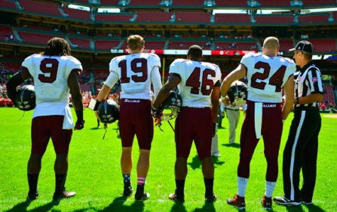 SIU football gears up for conference run