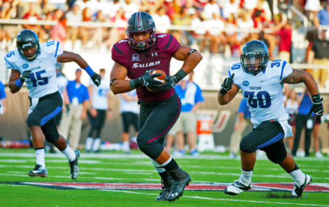 Despite losses, Salukis can't be counted out