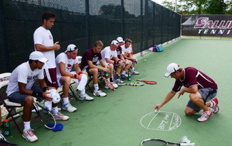 Saluki tennis aces offseason