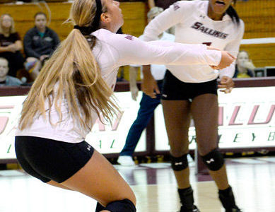 Salukis continue scorching play