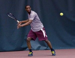 Tennis team adds walk-on freshman