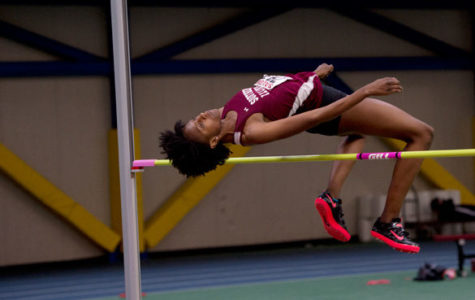 SIU track team has a field day