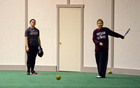 Saluki bats get hot in below freezing temps