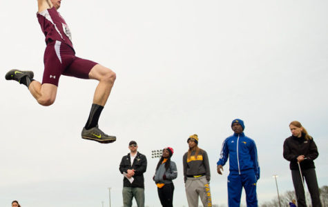 Saluki track and field hits ground running