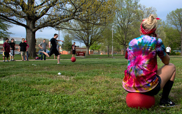 West Campus competes in Games