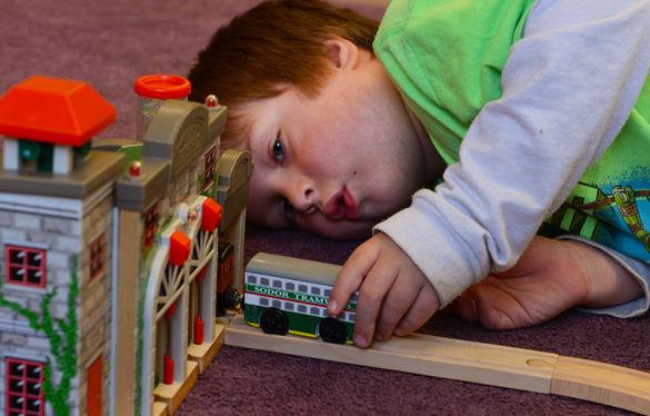 Center challenges autism stigma
