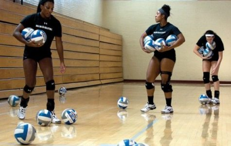 Volleyball starts season with excitement