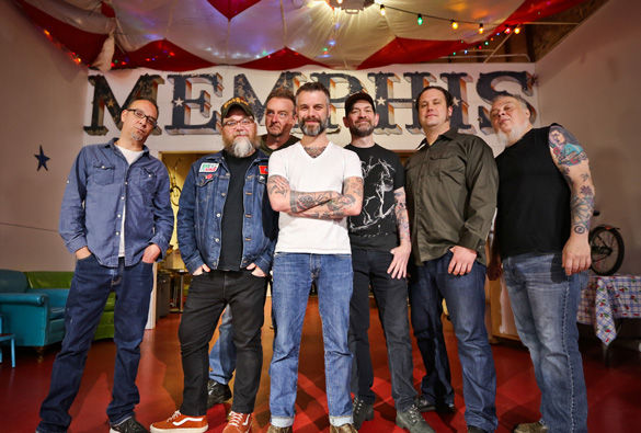 Lucero talks about their start, venues and sound progression