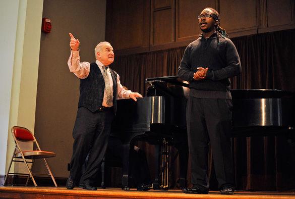 Martin Katz brings 45 years of piano experience to SIU