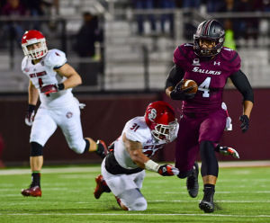 SIU alumni show off for NFL scouts
