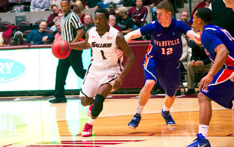 Purple Aces outlast Salukis