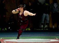 Thrower returns; wins MVC Championship