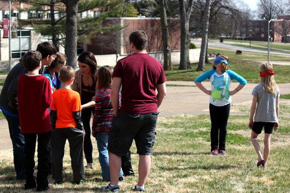 Mindfulness at center of childrens program