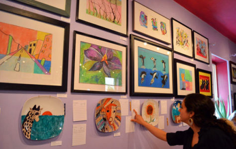 Art Auction displays local, foreign works