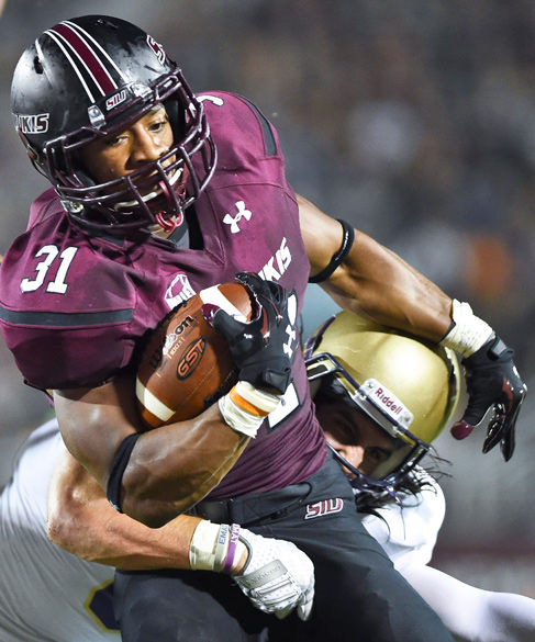 Lesser-known Salukis attempting to live NFL dream