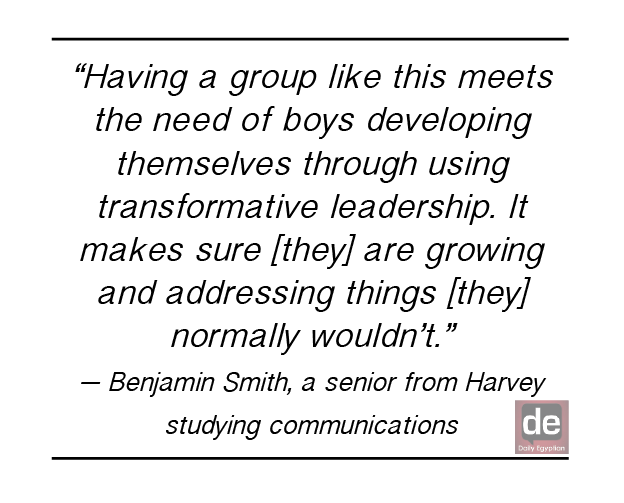 Groups look to combat harms of hypermasculinity