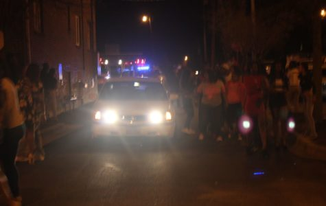 Pepper spray deployed at Curbside fight