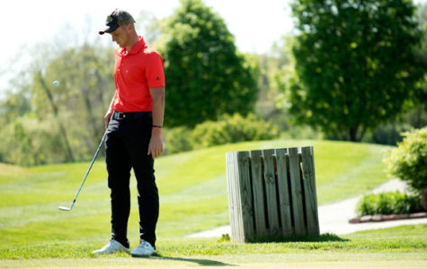 Wilhoit leads men's golf to sixth place finish at David Toms Intercollegiate