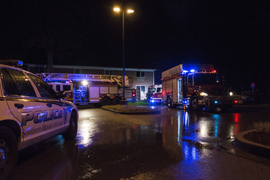$5,000 to $10,000 worth of damage estimated after apartment fire