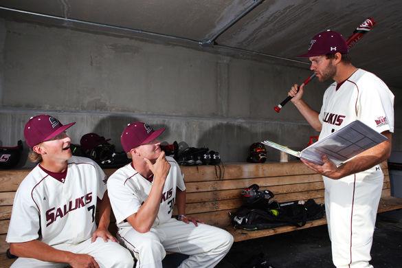 Saluki senior ready to start new baseball career