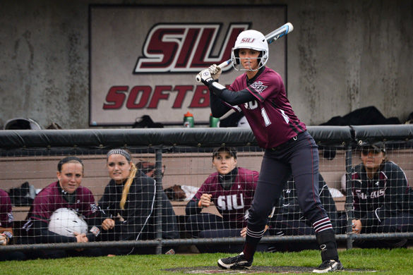 Sophomore ready to fill center field void