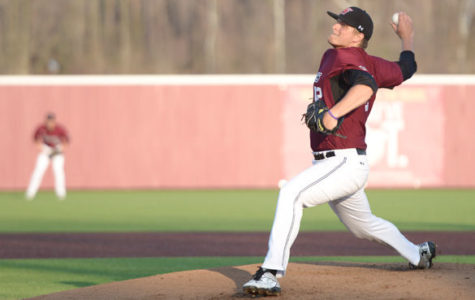 Bruins strike Salukis in blowout