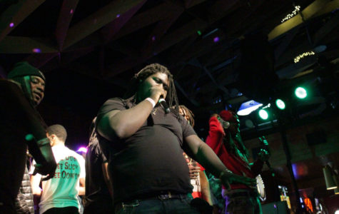 Young Chop performs at Hangar