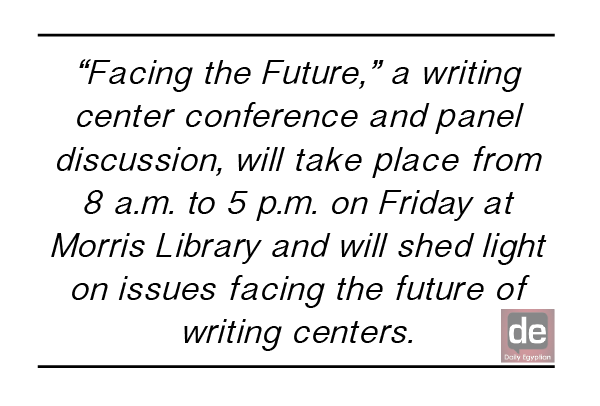 Writing center conference prepares centers for the future