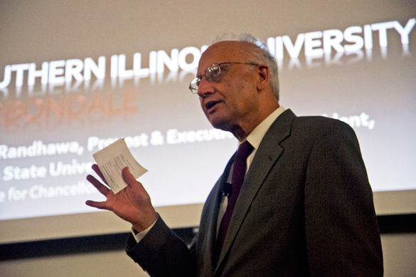 Oregon State provost makes case for chancellor vacancy