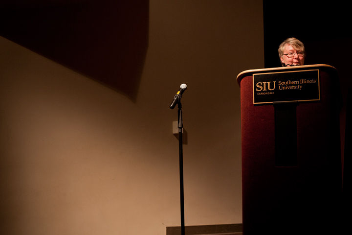 OU provost shows proof of successful initiatives at chancellor forum
