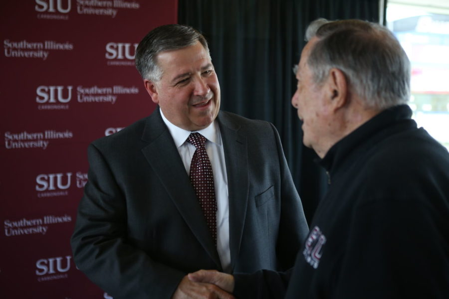 Bell announced as next athletic director